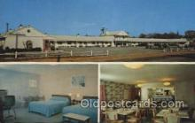 MTL001061 - Country Club Hotel, Spring Lake Hts, New Jersey, USA  Hollywood, California, USA Motel Hotel Postcard Postcards