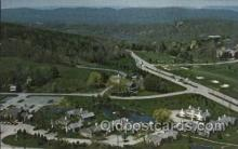 MTL001062 - Panther Valley Motor Inn, Allamuchy, New Jersey, USA Motel Hotel Postcard Postcards