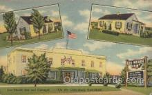 MTL001103 - Lee Made Inn and Cottages Motel Hotel Postcard Postcards