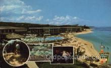 MTL001122 - Holiday Inn, Motego Bay, USA Motel Hotel Postcard Postcards