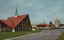 MTL001123 - Howard Johnson's, USA Motel Hotel Postcard Postcards