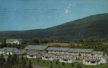 MTL001134 - Northern Comport Motel, Colebrook, New Hampshire, N.H., USA Motel Hotel Postcard Postcards