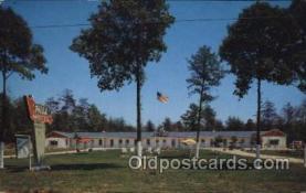 MTL001135 - Hhill Motel, Millersville, Maryland, USA Motel Hotel Postcard Postcards