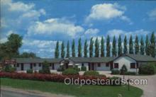 MTL001173 - Knox Villa Motel, Knoxville, ILL,  USA Motel Hotel Postcard Postcards