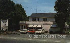 Hitching Post Inn, Newtown, Conn, USA