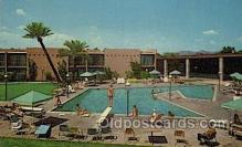 MTL001199 - Ramada's Scottsdale Inn,  Scottsdale Arizona, West main Street, USA Motel Hotel Postcard Postcards