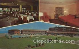 MTL001206 - Weestpoint Motor Hotel, Toronto, Canada Motel Hotel Postcard Postcards