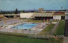 MTL001226 - Charter House, Portland Maine, USA Motel Hotel Postcard Postcards