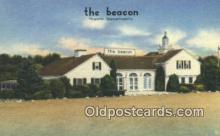 MTL001267 - The Beacon, Hyannis, MA, USA Motel Hotel Postcard Post Card Old Vintage Antique