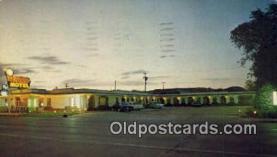El Palomino Motel, Sidney, NE, USA
