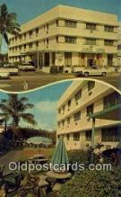 MTL001304 - James Hotel, Miami Beach, FL, USA Motel Hotel Postcard Post Card Old Vintage Antique