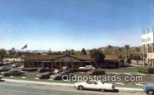 MTL001326 - Kings Inn, Sun City, CA, USA Motel Hotel Postcard Post Card Old Vintage Antique