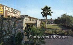 Papago Motor Hotel, Scottsdale, AZ, USA