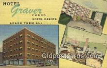 Hotel Graver, Fargo, ND, USA