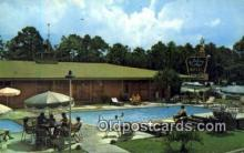 MTL001361 - Holiday Lodge, Myrtle Beach, SC, USA Motel Hotel Postcard Post Card Old Vintage Antique