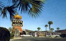 MTL001371 - South of the Border, SC, USA Motel Hotel Postcard Post Card Old Vintage Antique