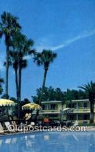 MTL001397 - Holiday Inn, Weeki Wachee, FL, USA Motel Hotel Postcard Post Card Old Vintage Antique