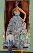 MTL001398 - Silver Queen, Virginia City, NV, USA Motel Hotel Postcard Post Card Old Vintage Antique