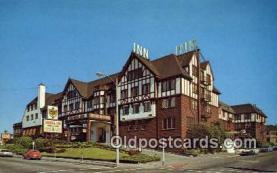 MTL001413 - Eureka Inn, Eureka, CA, USA Motel Hotel Postcard Post Card Old Vintage Antique