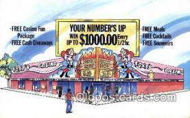 MTL001426 - Foxy's Casino, Las Vegas, NV Motel Hotel Postcard Post Card Old Vintage Antique