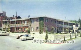 MTL001433 - Royal Arms Hotel, El Paso, TX, USA Motel Hotel Postcard Post Card Old Vintage Antique