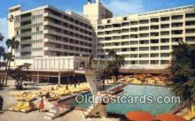 MTL001442 - Diplomat, Hollywood by the Sea, FL, USA Motel Hotel Postcard Post Card Old Vintage Antique
