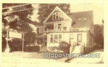 MTL001473 - The Tourist Inn, Liberty, NY, USA Motel Hotel Postcard Post Card Old Vintage Antique