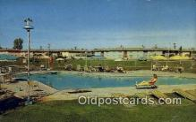 MTL001484 - Park Lee-Alice, Phoenix, AZ, USA Motel Hotel Postcard Post Card Old Vintage Antique