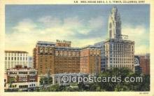 MTL001496 - Neil House, Columbus, OH, USA Motel Hotel Postcard Post Card Old Vintage Antique