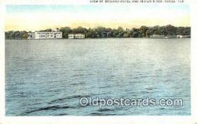 MTL001497 - Oak Lodge, Temple, TX, USA Motel Hotel Postcard Post Card Old Vintage Antique