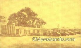 MTL001509 - Rio Motel, Johnson City, TN, USA Motel Hotel Postcard Post Card Old Vintage Antique
