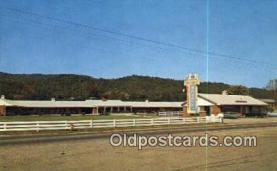 MTL001511 - Down Home Restaurant & Motel, Rutledge, TN, USA Motel Hotel Postcard Post Card Old Vintage Antique
