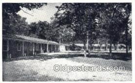 MTL001574 - Oak Manor Motel, Detroit Lakes, MN, USA Motel Hotel Postcard Post Card Old Vintage Antique