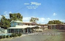 MTL001585 - Oroville Travelodge, Oroville, CA, USA Motel Hotel Postcard Post Card Old Vintage Antique