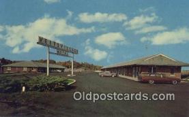 MTL001588 - Veit's Village Motel, Jefferson City, MO, USA Motel Hotel Postcard Post Card Old Vintage Antique