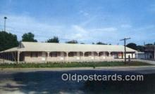 MTL001597 - The Stephens Motel, Columbia, MO, USA Motel Hotel Postcard Post Card Old Vintage Antique