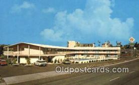 MTL001610 - Motel 6, San Diego, CA, USA Motel Hotel Postcard Post Card Old Vintage Antique