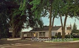 MTL001615 - Bob Briggs' Wee Packet, Dennisport, Cape Cod Motel Hotel Postcard Post Card Old Vintage Antique