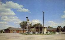 MTL001633 - Wishing Well Motor Inn, Springfield, MO, USA Motel Hotel Postcard Post Card Old Vintage Antique