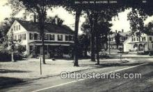 MTL001658 - Gen. Lyon Inn, Eastford, CT, USA Motel Hotel Postcard Post Card Old Vintage Antique