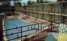 MTL001664 - Holiday Inn, New Orleans, LA, USA Motel Hotel Postcard Post Card Old Vintage Antique