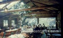 MTL001668 - River Inn, Big Sur, USA Motel Hotel Postcard Post Card Old Vintage Antique