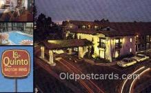 MTL001675 - La Quinta Motor Inns, USA Motel Hotel Postcard Post Card Old Vintage Antique
