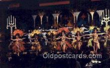 MTL001694 - Lido De Paris, Las Vegas, NV, USA Motel Hotel Postcard Post Card Old Vintage Antique