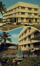 MTL001721 - James Hotel, Miami Beach, FL, USA Motel Hotel Postcard Post Card Old Vintage Antique