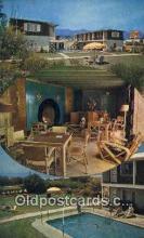 MTL001734 - Ming Tree Motor Hotel, Santa Barbara, CA, USA Motel Hotel Postcard Post Card Old Vintage Antique