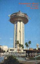 MTL001738 - Landmark Hotel, Las Vegas, NV. USA Motel Hotel Postcard Post Card Old Vintage Antique