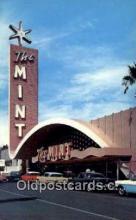 MTL001742 - The Mint, Las Vegas, NV, USA Motel Hotel Postcard Post Card Old Vintage Antique