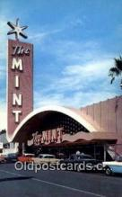 MTL001744 - The Mint, Las Vegas, NV, USA Motel Hotel Postcard Post Card Old Vintage Antique