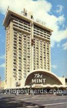 MTL001745 - The Mint, Las Vegas, NV, USA Motel Hotel Postcard Post Card Old Vintage Antique